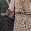 MD0014 เสื้อผ้าแฟชั่นเกาหลี เดรสเกาหลี เดรสยาว เดรสแฟชั่น แม็กซี่เดรส Maxidress ลายดอก Maxi Dress (สีชมพู) thumbnail 4
