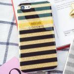 1.กากเพชร สีเหลือง-ดำ - iPhone 7