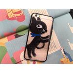3.แมวดำ ขอบยาง มีขาตั้ง - iPhone 6 / 6S