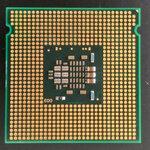CPU Intel Pentium dual core E2160