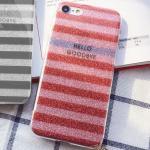 2.กากเพชร สีชมพู-แดง - iPhone 7