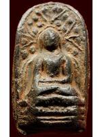 พระคงเขียว วัดพระธาตุหริภุญชัย พ.ศ.๒๕๓๕