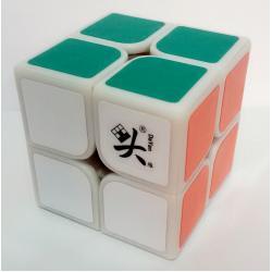 Dayan 2x2x2 White Mini Cube