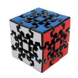 รูบิค Rubik Gear Cube 3x3x3 Black Edition