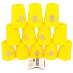 แก้ว YJ Cups สีเหลือง