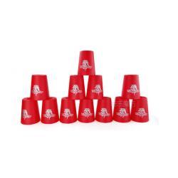 แก้ว YJ Cups สีแดง