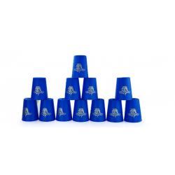 แก้ว YJ Cups สีน้ำเงิน
