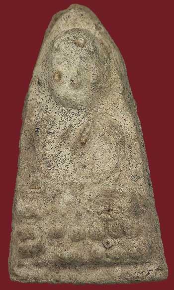 ลป.ทวด เนื้อผง หลวงตาพัน วัดใหม่อมตรส บางขุนพรหม ปี๒๕๐๒