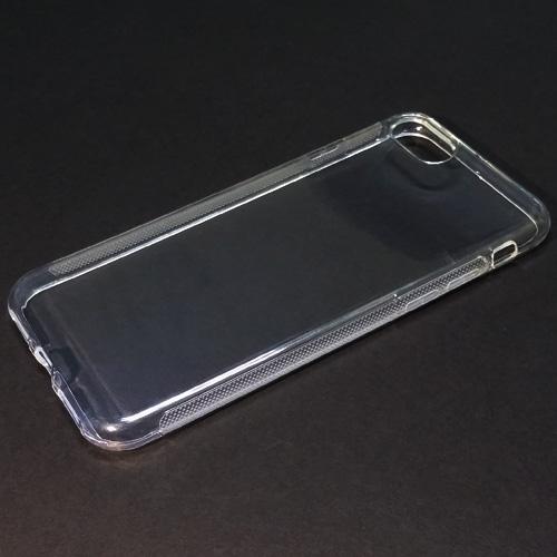 เคสยาง ใส ขอบกันลื่น 1.2mm - เคส iPhone 7 Plus