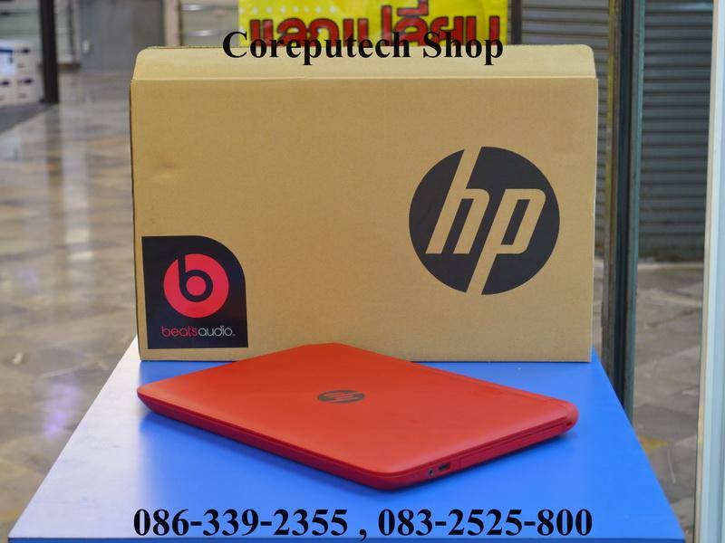 HP Pavillion 14-V222TX Core i5-5200U ,GeForce 840M สภาพสวยกริ๊บๆ อุปกรณ์ครบกล่อง สีแดงจี๊ดจ๊าด ปกศ.19/02/2016 จัดไป 15,900 บาท