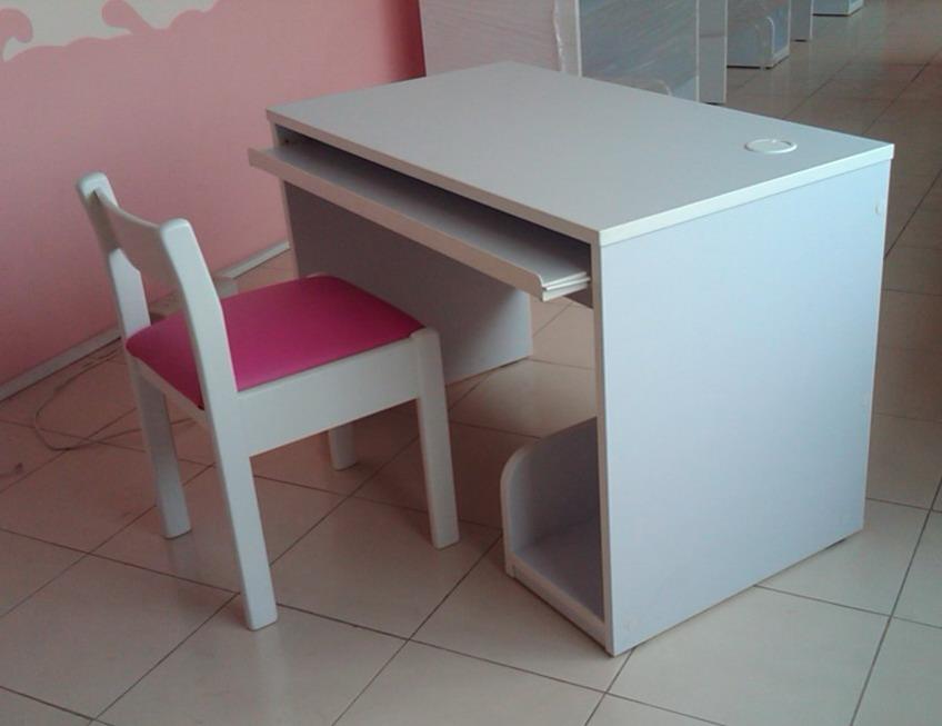 โต๊ะคอมพิวเตอร์เด็ก พร้อมเก้าอี้รุ่น POLO