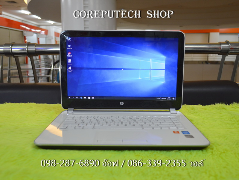 HP Pavilion 14-n035TX Intel Core i5-4200U 1.60GHz.