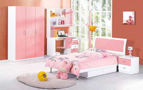 ชุดห้องนอนเด็ก Pretty น่ารัก
