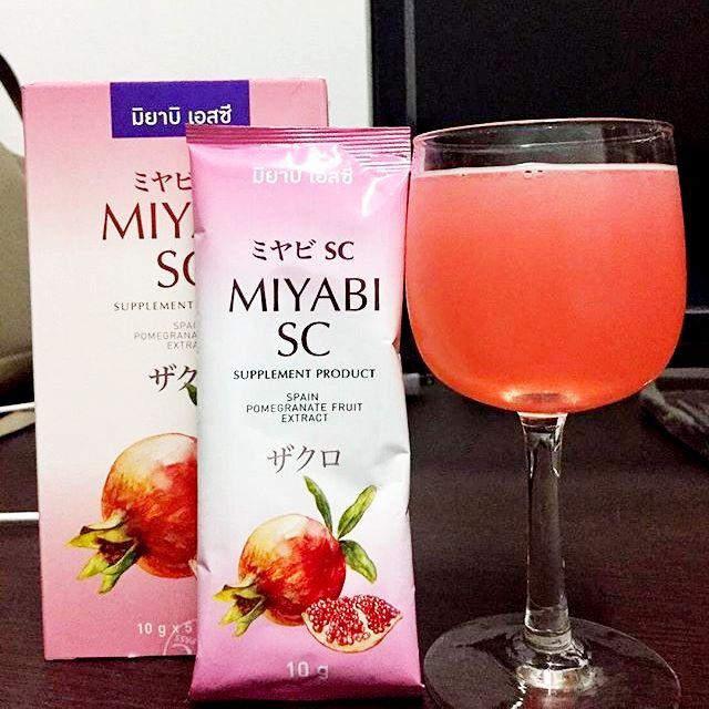 Miyabi SC มิยาบิ เอสซี ศูนย์จำหน่ายราคาส่ง สุดยอดแห่งคอลลาเจน ผิวกระจ่างใส เปล่งปลั่ง ส่งฟรี