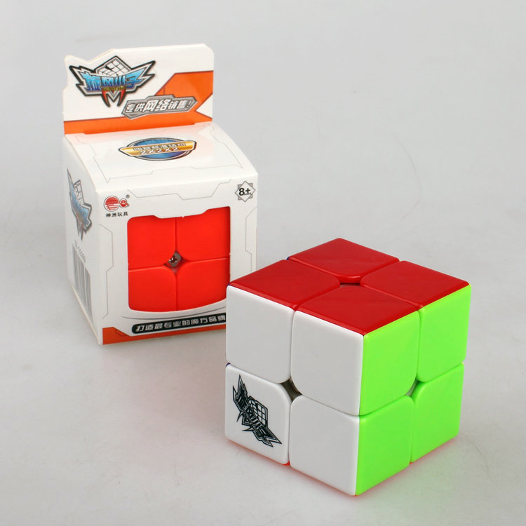 Rubik รูบิค 2x2x2 Tornado Boy Stickerless