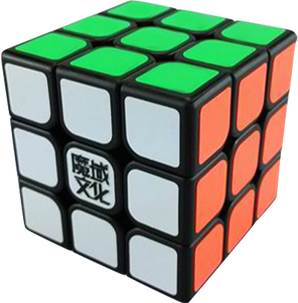 รูบิค MoYu AoLong 3x3x3 V2 57mm Black