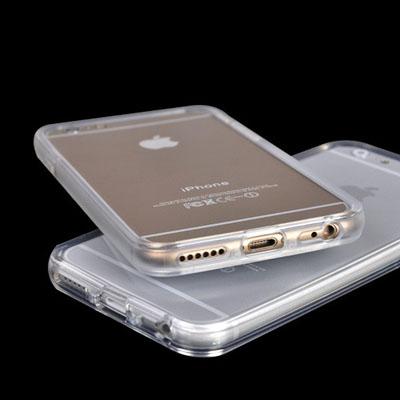 บัมเปอร์ยางหนา (กรอบยาง) - iPhone 6 Plus / 6S Plus