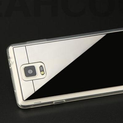 เคสกระจกเงา (เคสยาง) - Galaxy A7