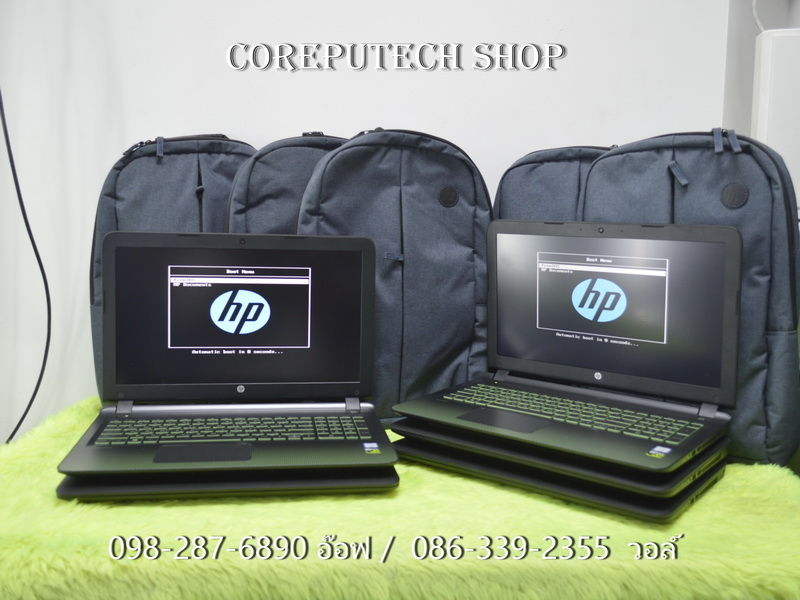 HP Pavilion Gaming 15 ak007TX Intel Quad-Core i7-6700HQ 2.60GHz.
