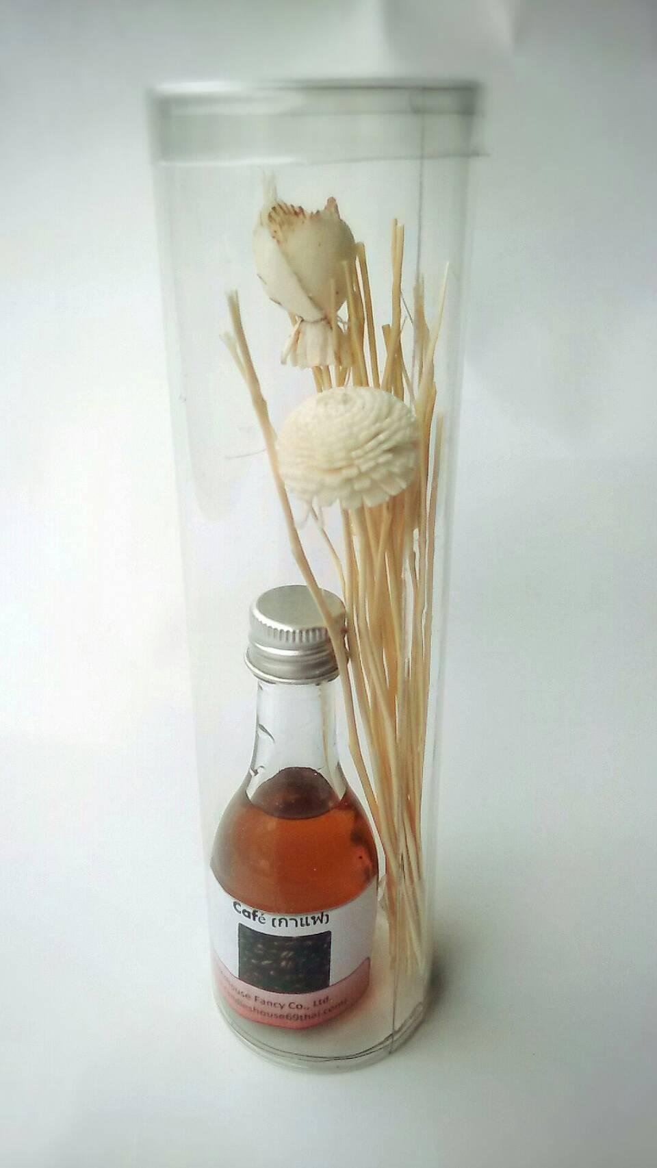 Gift set ชุดน้ำมันหอมระเหยเข้มข้น กลิ่นกาแฟ ขนาด 30 ml.