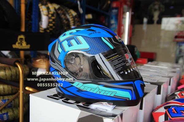 หมวกกันน็อค DECKEN Motobike ลาย93 ราคา2200