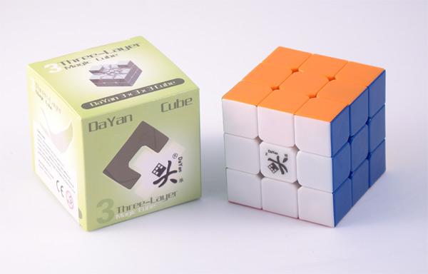 Dayan Guhong v1 3x3x3 Stickerless Edition