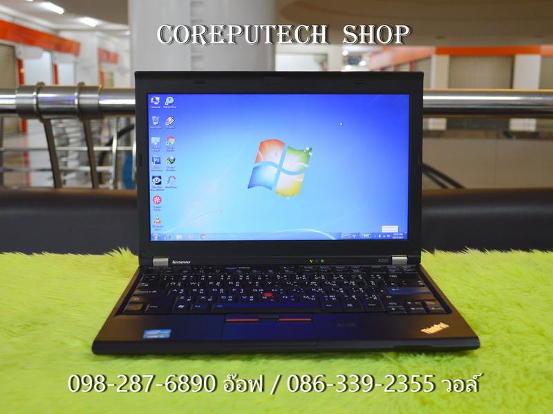LENOVO ThinkPad X220 Intel Core i5-2450M 2.50GHz.