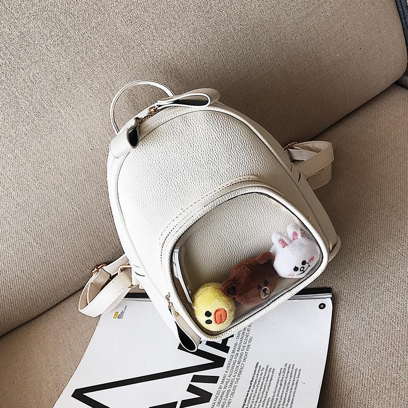 กระเป๋าเป้แฟชั่นเกาหลีน่ารัก