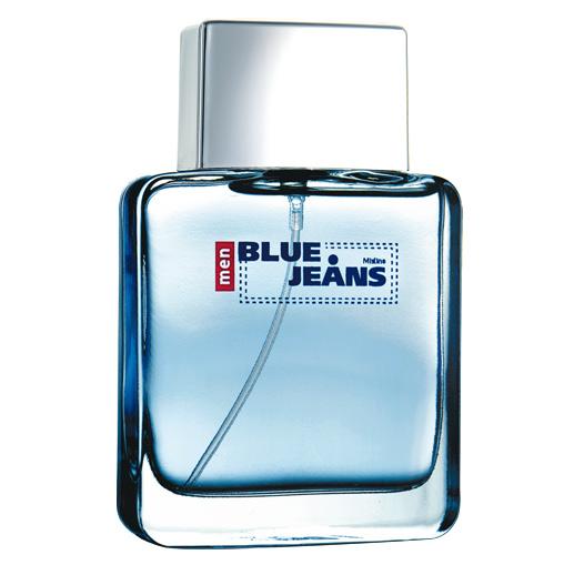 น้ำหอมสำหรับผู้ชาย Mistine Blue Jeans Perfume Spray 50ml