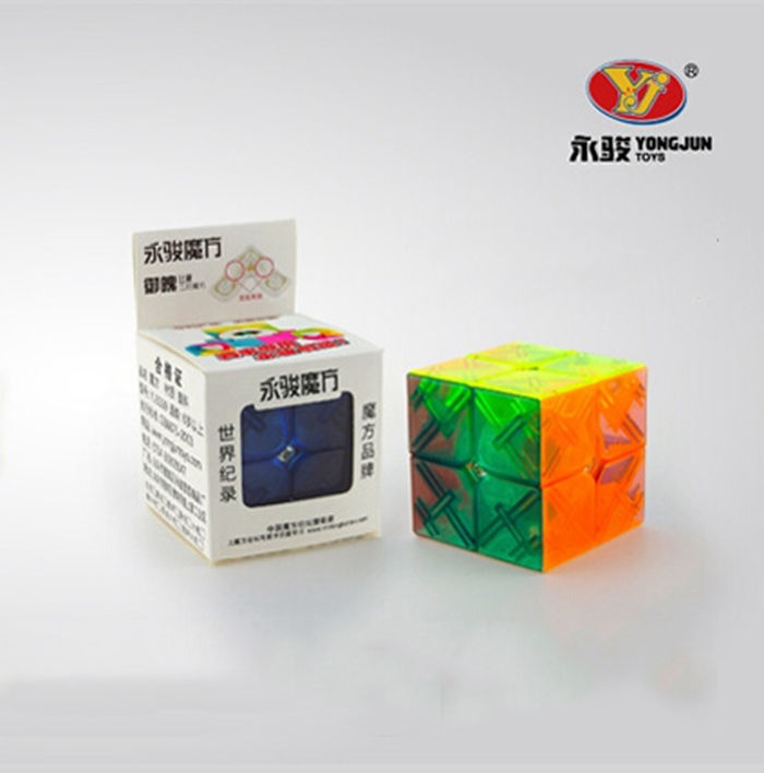 รูบิค Rubik Moyu Yupo 2x2x2 Transparent Edition
