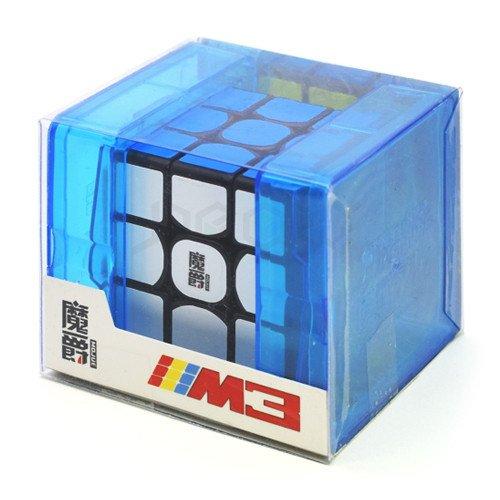 รูบิค Rubik Moyu Mojue 3x3x3 M3 Professional Speedcube Black Edition