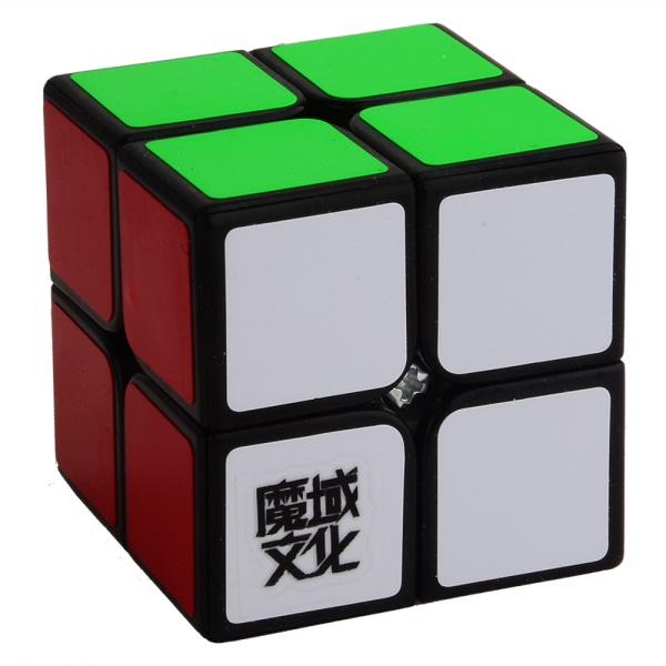 รูบิค Rubik MoYu LingPo 2x2x2 50mm Black Edition