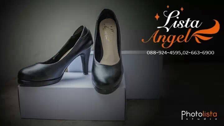 รองเท้าสีดำ เบอร์41
