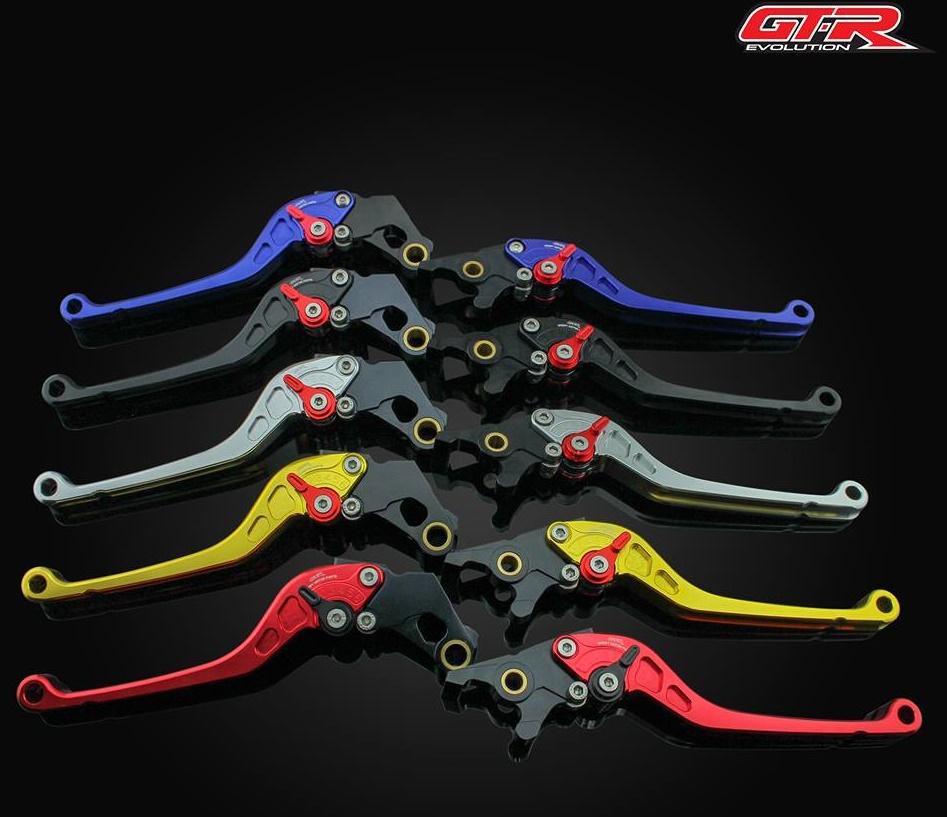 มือเบรค-ครัช ปรับได้6ระดับ GTR PREMIUM ใส่รถ All New Forza 300 ราคา1850