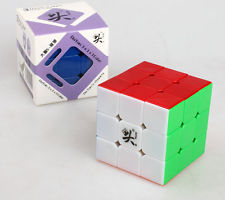 3x3x3 Dayan 5 Zhanchi 57mm Stickerless
