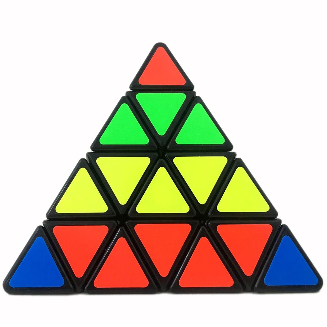 รูบิค Rubik Pyraminx 4x4x4 Black Edition