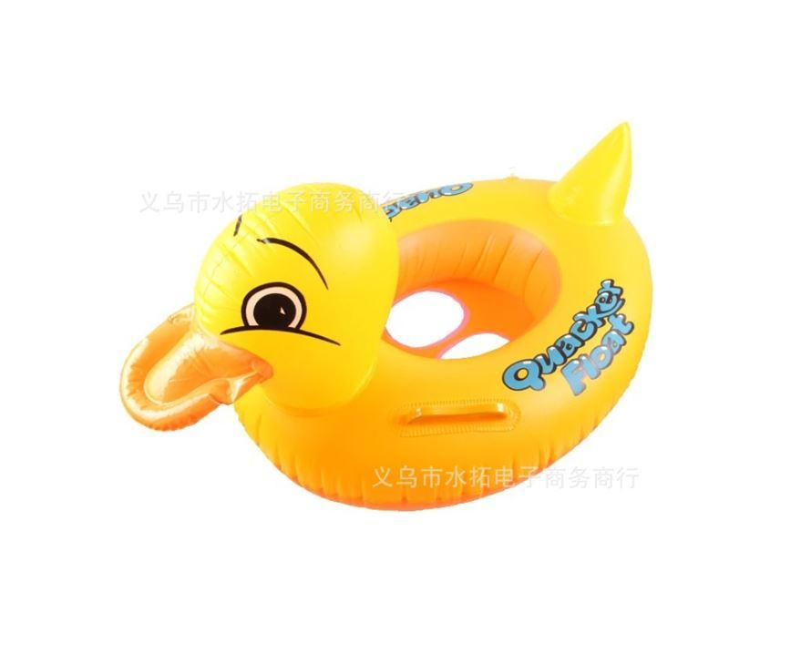 ห่วงยางแฟนซี เป็ดเหลืองเบบี๋ Baby Yellow Duck
