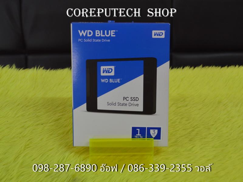 SSD WD Blue 1TB New