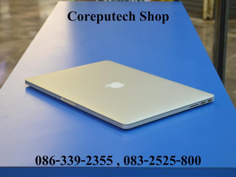 MacBook Pro Retina 15-inch Core i7 GEN3 2.3 GHz.Model Mid 2012 CTO สภาพสวยๆ เครื่องไทย SSD 256GB/RAM 16GB แรงสุดๆ จัดไป 40,900 บาท
