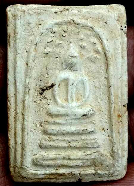 พิมพ์สมเด็จฯ ปรกโพธิ์ เนื้อผงอินโดจีน ปี๒๔๘๕..ลพ.สุพจน์ วัดสุทัศน์ฯ
