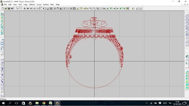 1.ขั้นตอนการออกแบบด้วยคอมพิวเตอร์