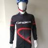 เสื้อปั่นจักรยาน แขนยาว สีดำ-แดง ORBEA (แอดไลน์ @pinpinbike ใส่ @ ข้างหน้าด้วยนะคะ) สำเนา