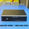 HP Compaq 8200 ELITE Ultra Slim Desktop Intel Quad-Core i5-2500S 2.70 GHz.