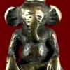 พระพิฆเณศวร์หล่อฯ เก่าๆ ศิลปะเมืองนครศรีฯ เนื้อสำริด