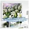 ดอกลิลลี่ขาว ภาพติดเพชร ครอสติชคริสตรัล โมเสก Diamond painting