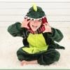 ชุดนอนมาสคอตเด็ก ก็อตซิลล่า Size 95 ( ขนาด 110cm - 120cm )