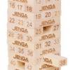Jenga เกมตึกถล่มแบบไม้ (คอนโดไม้) แบบ ตัวเลข
