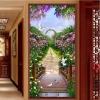 สะพาน ครอสติสคริสตัล Diamond painting ภาพติดเพชร งานฝีมือ DIY
