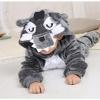 ชุดนอนมาสคอตเด็ก หมาป่า Size 95 (ขนาด 110 cm - 120 cm)