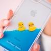 เคสเป็ดลอยน้ำ (เคสแข็ง) - Galaxy S6